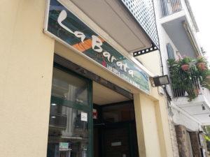 La Barata in Sitges
