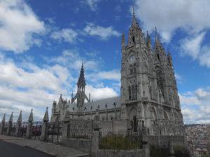 Basílica del Sagrado Voto Nacional