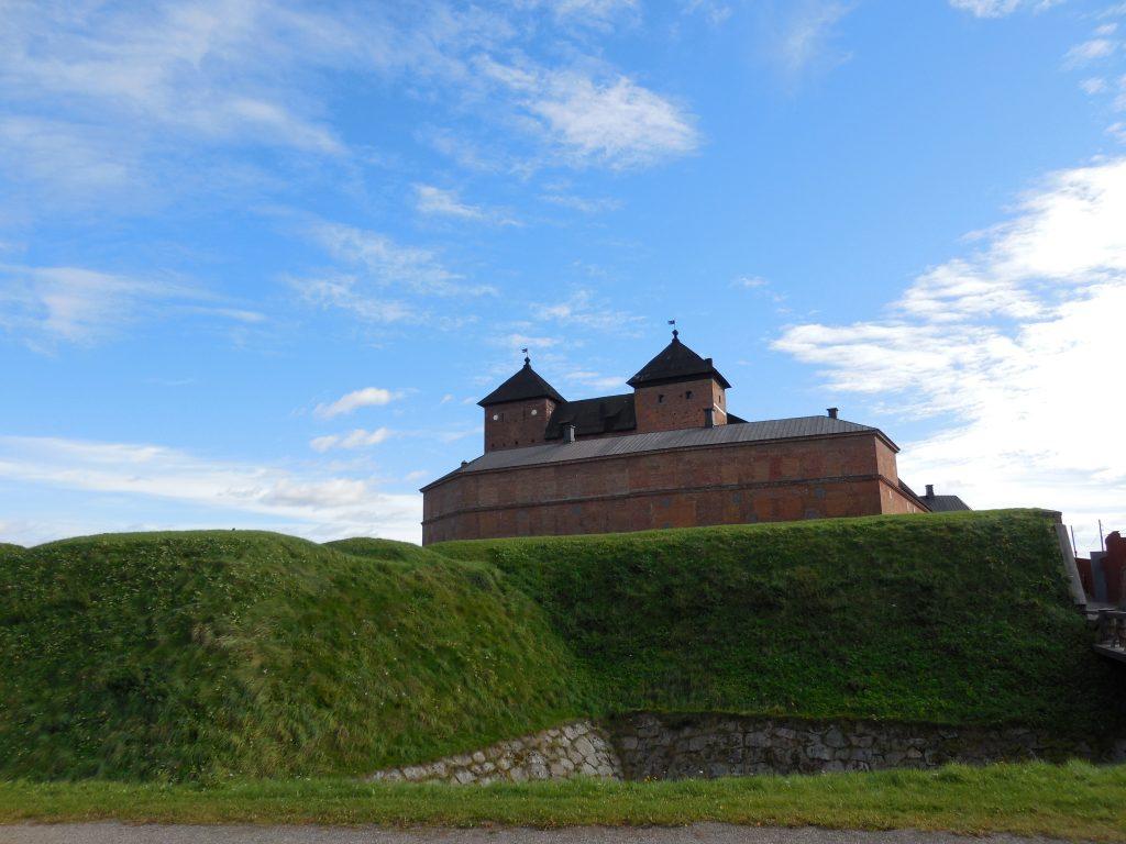 Hrad v Hämeenlinně