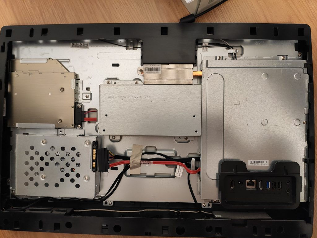 All in one PC Acer Aspire Z3-615